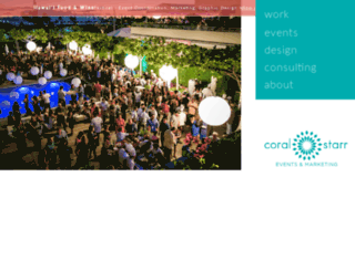 coralstarr.com screenshot