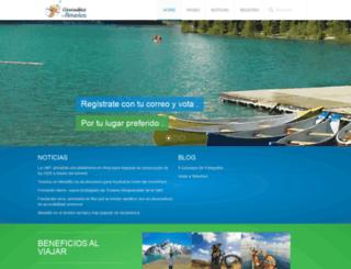 corazonespormariana.org.ve screenshot