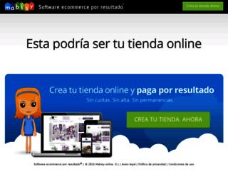 corbatasparaempresas.tienda-online.com screenshot