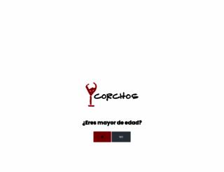 corchos.com.gt screenshot
