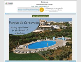 corcovada.editboard.com screenshot