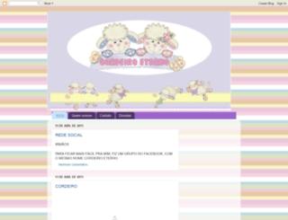 cordeiroeterno.blogspot.com screenshot