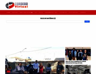 corderovirtual.com.br screenshot