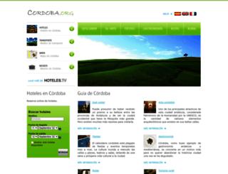 cordoba.org screenshot