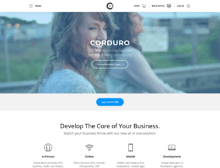 corduro.com screenshot