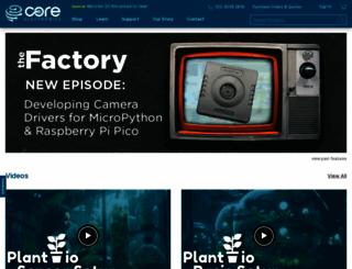 core-electronics.com.au screenshot