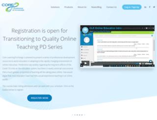 core-lx.com screenshot
