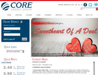 core.nssecurebanking.org screenshot