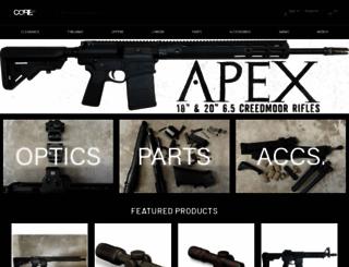 core15rifles.com screenshot