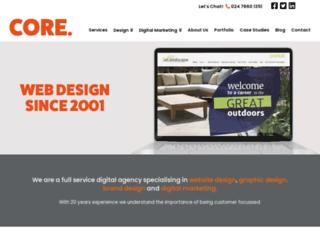 core365.co.uk screenshot