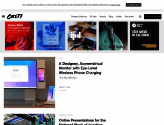 core77.com screenshot