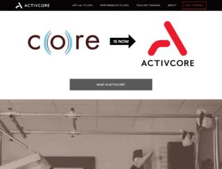 coreatl.com screenshot