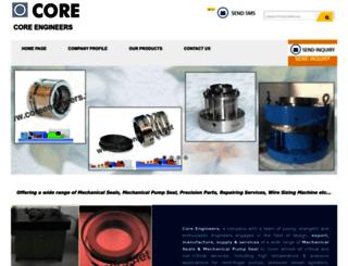 coreengineers.net screenshot