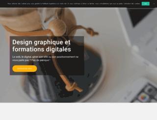 corentinlu.fr screenshot
