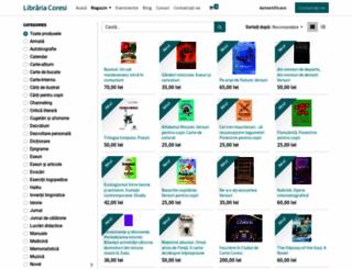 coresi.net screenshot