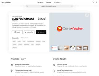 corevector.com screenshot