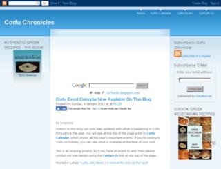 corfuinfo.blogspot.com screenshot