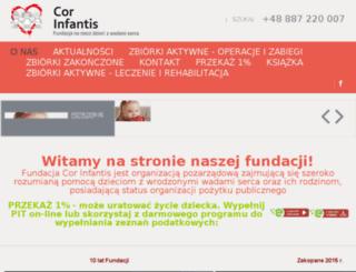 corinfantis.pl screenshot