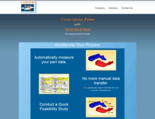corintsoft.com screenshot