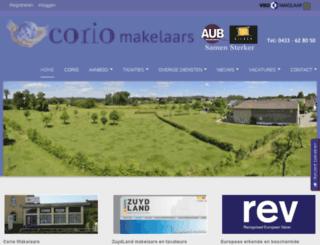coriowonen.nl screenshot