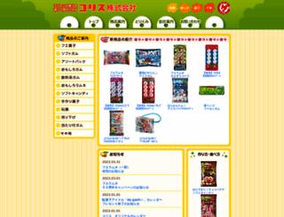 coris.co.jp screenshot