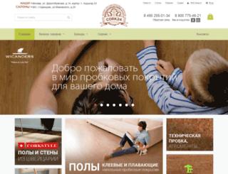 cork-24.ru screenshot