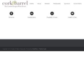 cork.montlakemedia.info screenshot