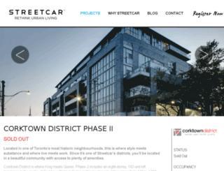 corktowndistrict.com screenshot