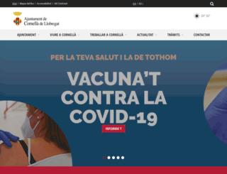 cornellaweb.com screenshot