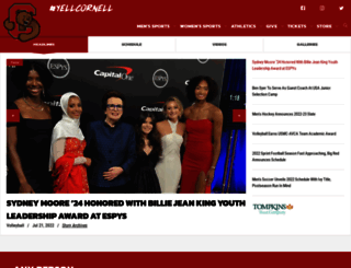 cornellbigred.com screenshot