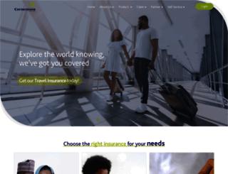 cornerstone.com.ng screenshot