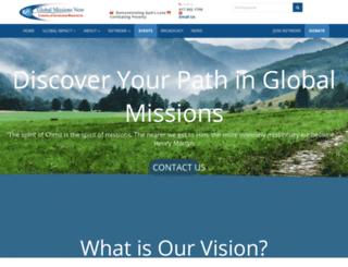 cornerstoneministries.com screenshot