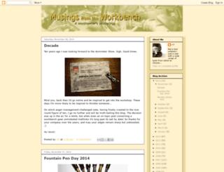 cornishworkshop.blogspot.com screenshot