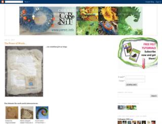 cornit-felt.blogspot.com screenshot