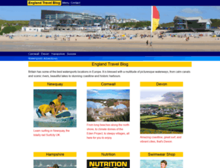 cornwallhub.com screenshot