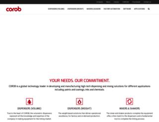 corob.com screenshot