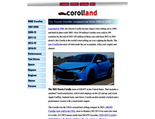 corolland.com screenshot