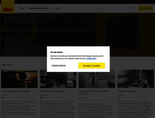 coromant.com screenshot