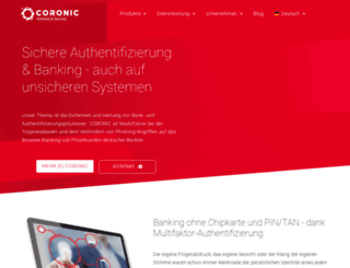 coronic.de screenshot