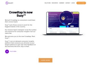 corp.crowdtap.com screenshot