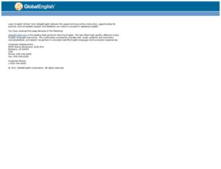 corp2.globalenglish.com screenshot