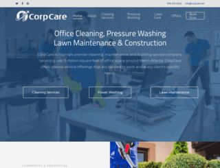 corpcare.net screenshot