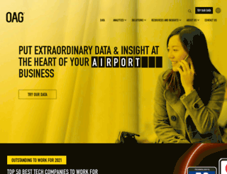corporate.flightview.com screenshot