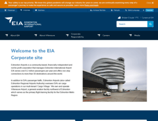 corporate.flyeia.com screenshot