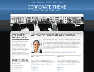 corporate.ithemes.com screenshot