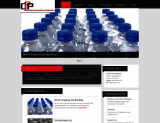 corporatepackaginginc.com screenshot