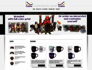 corporateshop.com.au screenshot