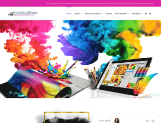 corraldesigns.org screenshot