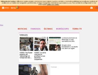 correo4.terra.es screenshot