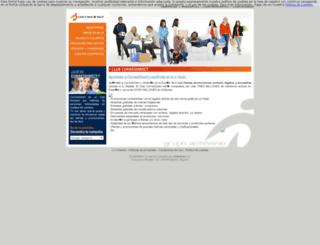 correodirect.com screenshot